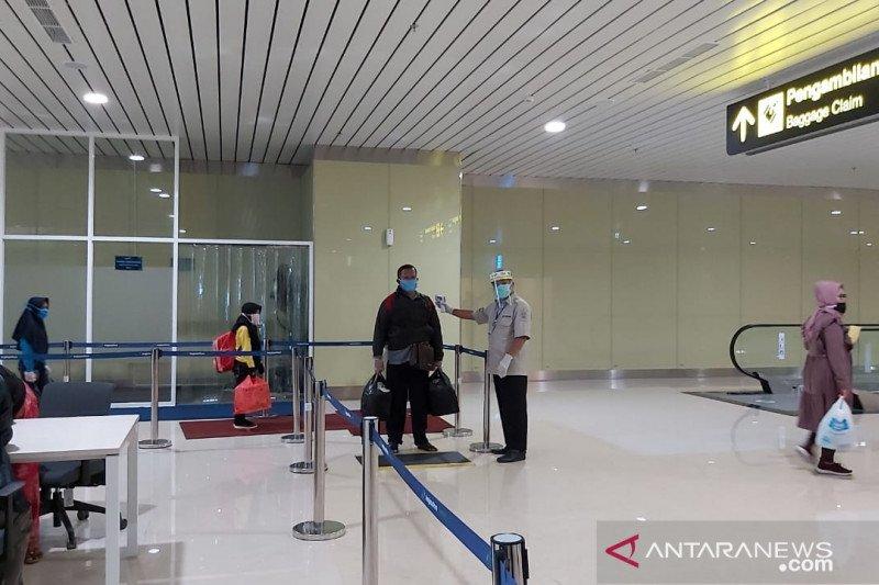 Belum ada lonjakan penumpang di Bandara YIA jelang penyekatan