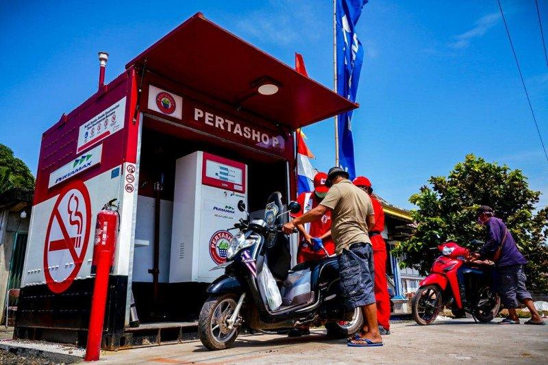 Pemprov Lampung dukung kerja sama kemitraan Pertashop melalui BUMD