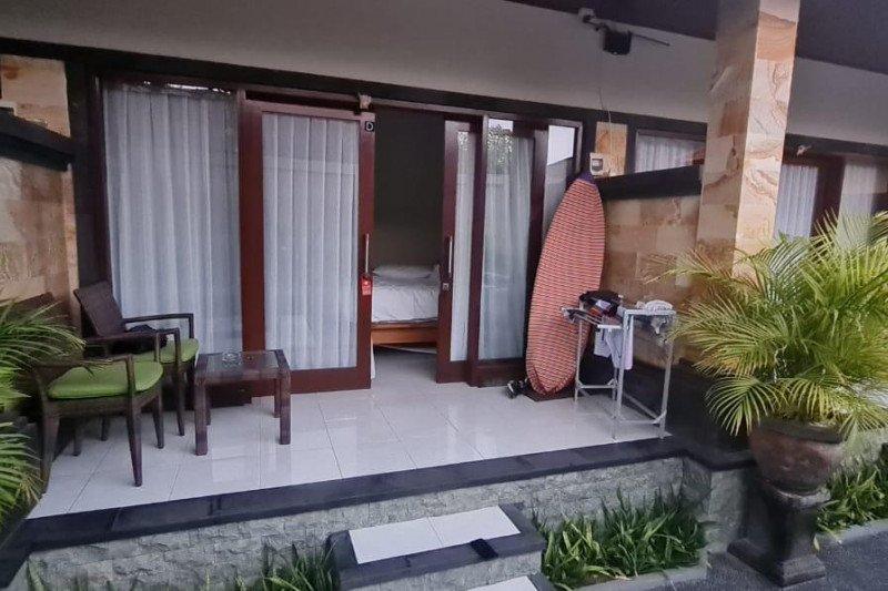 Warga asing asal Inggris ditemukan tewas di kolam renang di Sanur-Bali