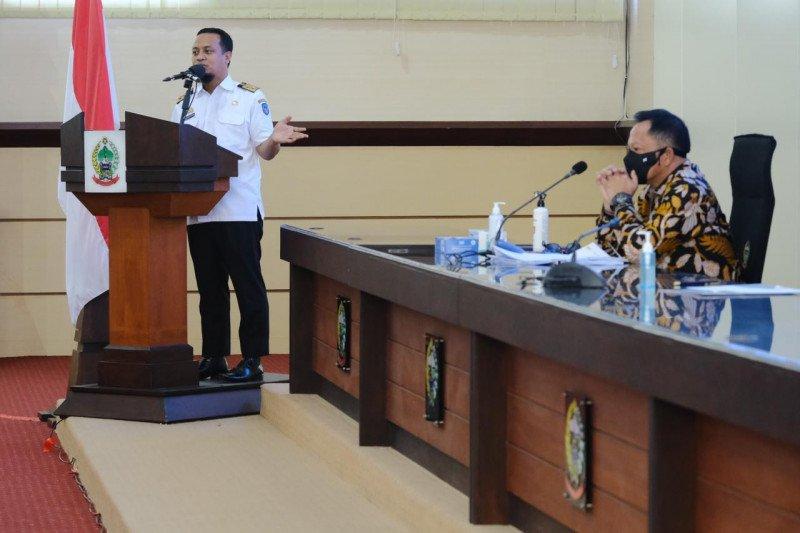 Plt Gubernur Sulsel paparkan potensi ekspor di hadapan Mendagri