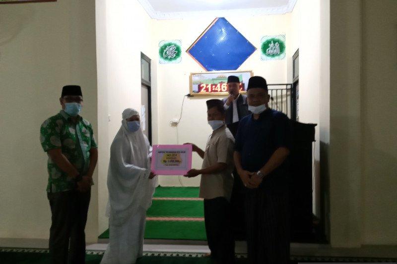 Tim VII Safari Ramadhan kunjungi Masjid Nurul Ittihad Solok, jamaah keluhkan ini