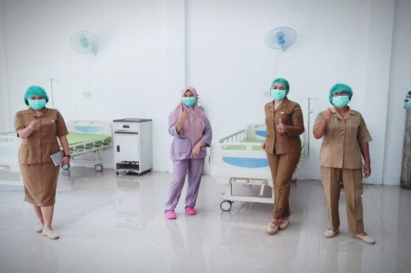 RSUD Tamiang Layang tambah kapasitas ruang isolasi pasien COVID-19