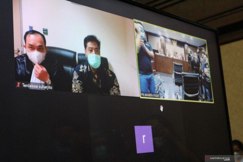 Penyuap mantan Menteri KKP Edhy Prabowo divonis dua tahun penjara