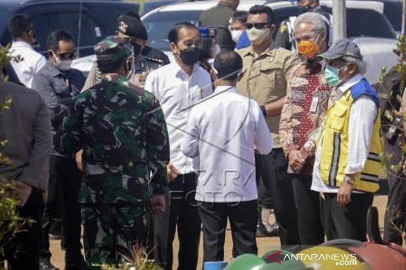 Presiden Kunjungi Grand Batang City