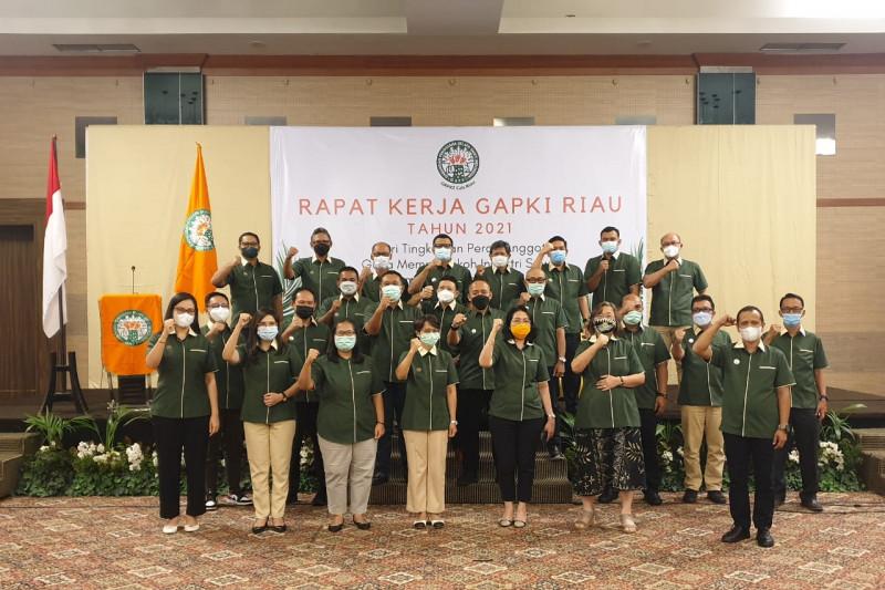 GAPKI Riau bertekad perkokoh industri sawit demi kesejahteraan