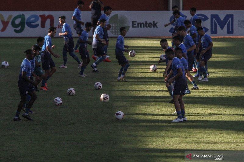 Persib Bandung liburkan para pemain tiga pekan