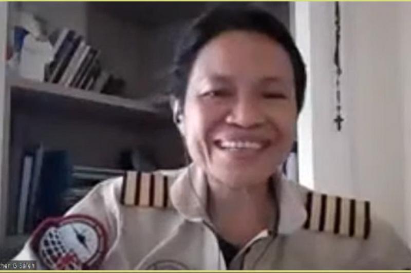 Esther Gayatri Saleh, dari fotografer Istana jadi pilot uji