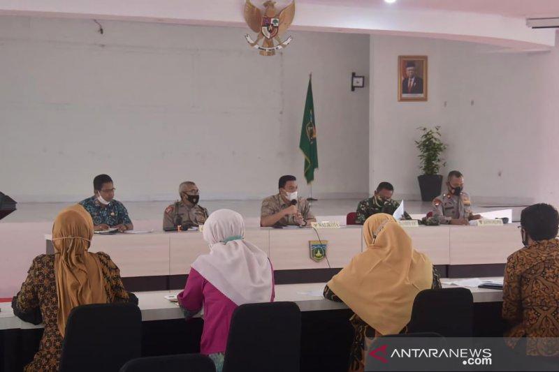 Posko PPKM Mikro segera dibentuk setiap kelurahan Padang Panjang