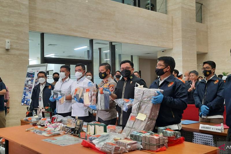 Polri tangani 33 kasus timbun obat dan tabung oksigen termasuk di Cianjur