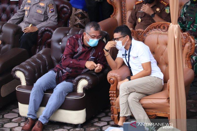 """Sandiaga Uno: Randang Payakumbuh akan ambil bagian dalam """"Indonesia Membumbui Dunia"""""""