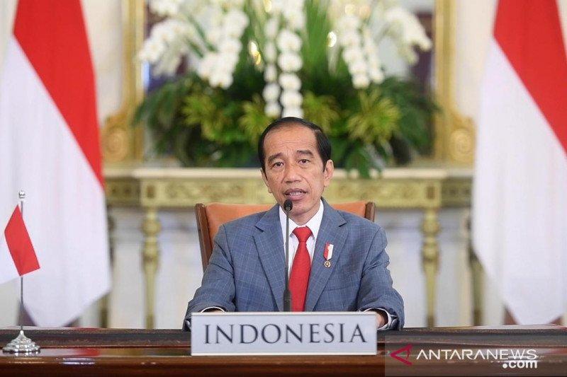 Presiden  sampaikan tiga pandangan pada KTT Perubahan Iklim