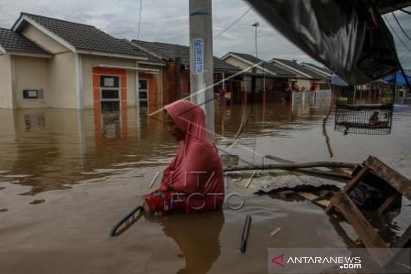 Banjir DI Pekanbaru