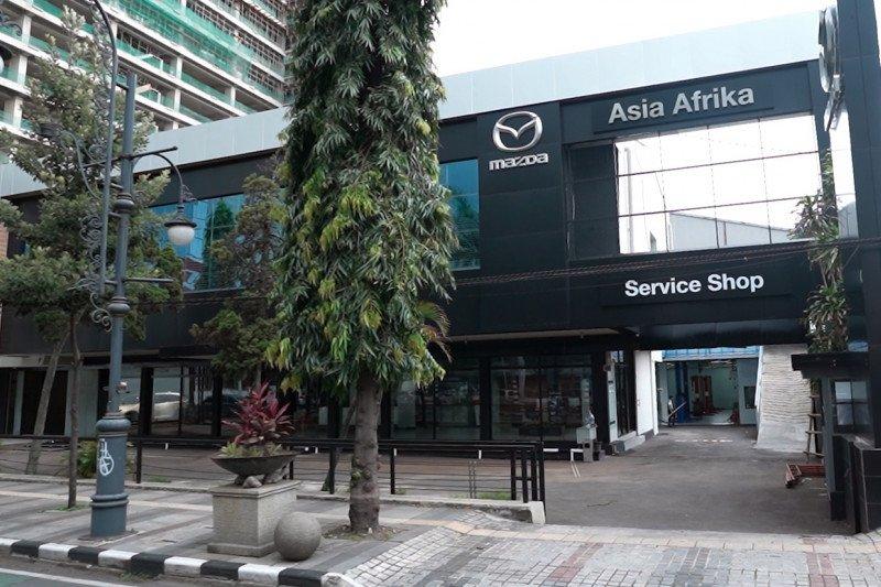 Mazda hadirkan diler 'Asia Afrika'