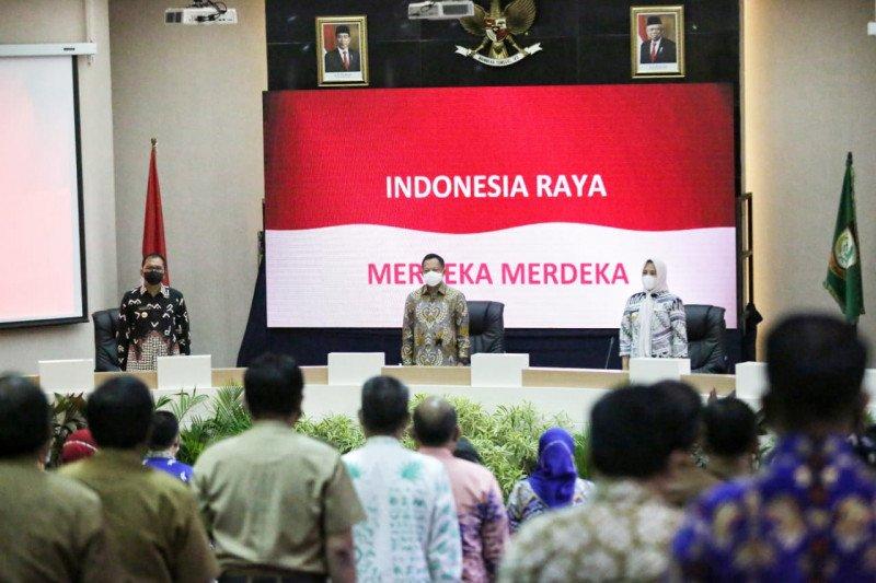 """Wali Kota paparkan program"""" Makassar Recovery ke Mendagri"""