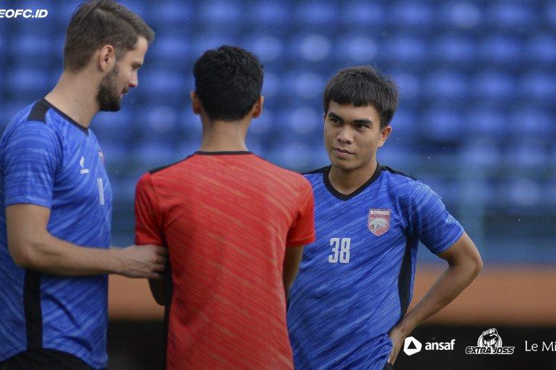 Paulo Sitanggang sampaikan permohonan maaf ke manajemen dan suporter PSMS Medan