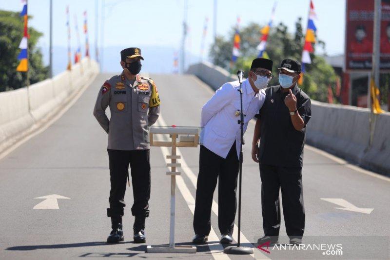 Pemkot Bandung berupaya percepat pembangunan infrastruktur lalu lintas