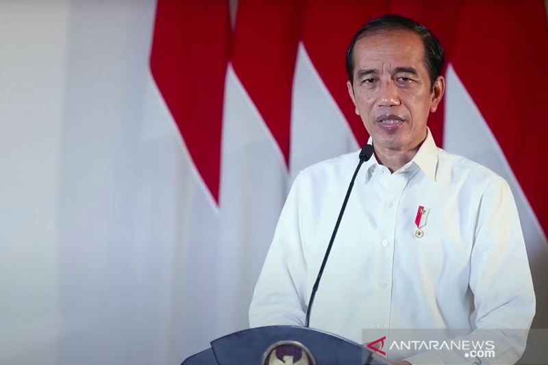 Presiden perintahkan pencarian optimal KRI Nanggala 402