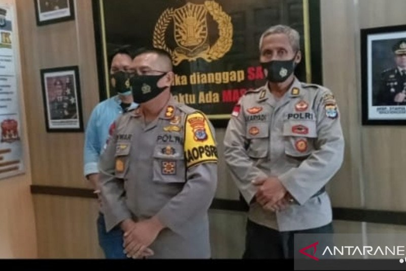 Polres Nunukan Berhasil Ungkap Penyelundupan Sabu 3,5 Kg Dari Malaysia
