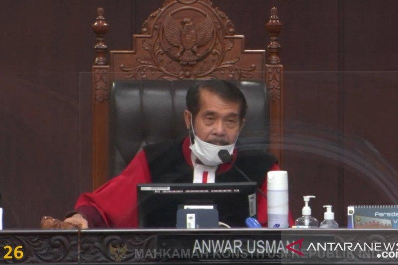 Ketua MK: Tidak boleh ada alasan apapun dalam mematuhi konstitusi
