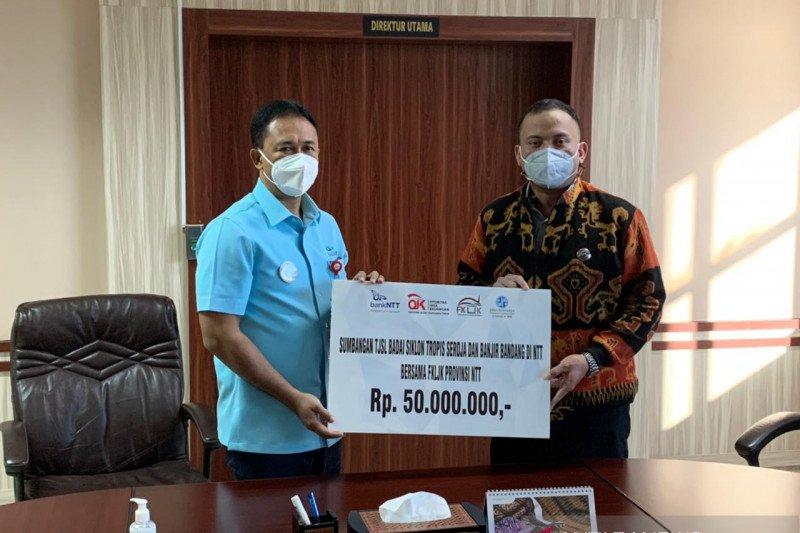 Indonesia Financial Group bantu korban bencana seroja NTT