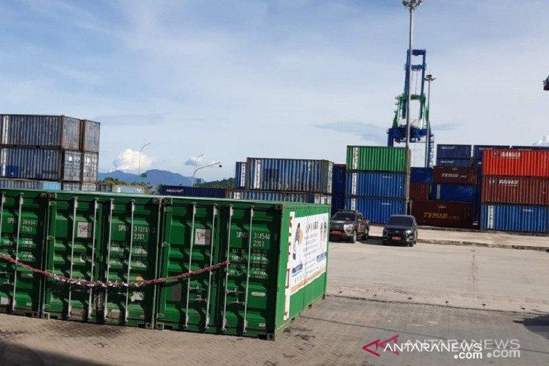Sulawesi Tenggara ekspor minyak sawit 309 ton ke China