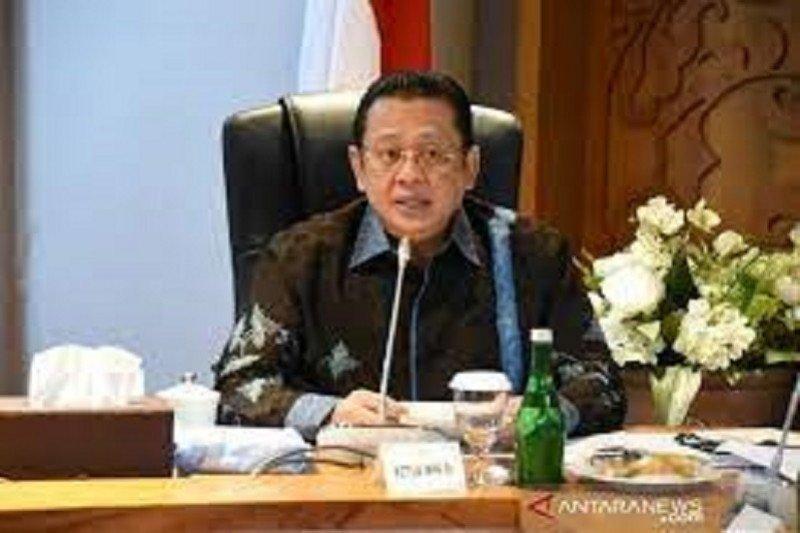 Dengan kekuatan penuh, Ketua MPR minta TNI-Polri tumpas KKB