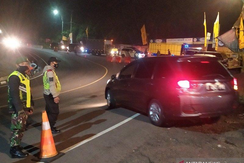 Polres Cianjur siagakan ratusan anggota antisipasi mudik awal