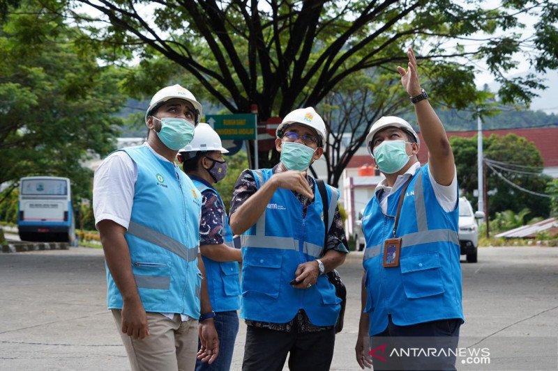 GM PLN Sumbar: memastikan keandalan listrik, tim diturunkan menyusuri aset