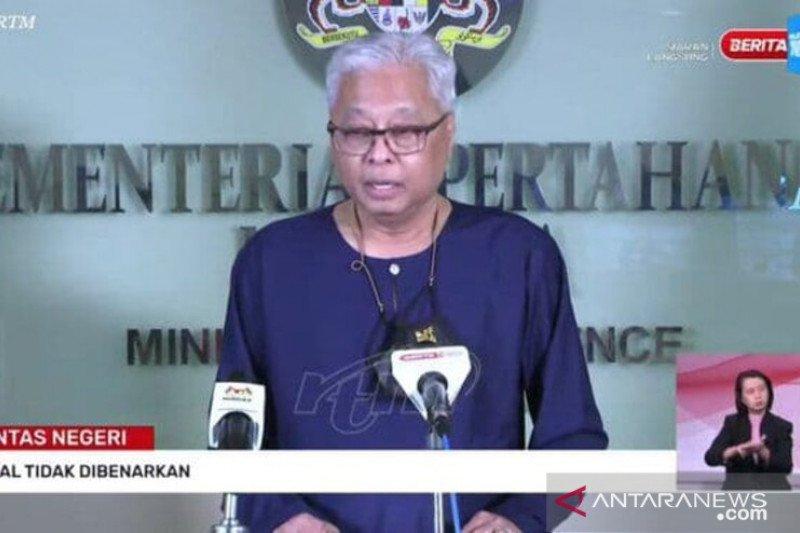 Malaysia tetap melarang perjalanan lintas negeri
