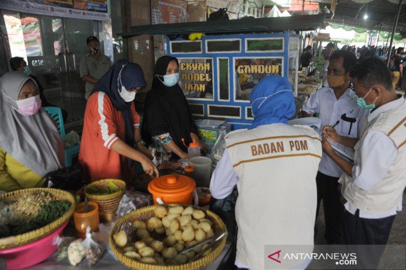 SIdak rutin BPOM Palembang