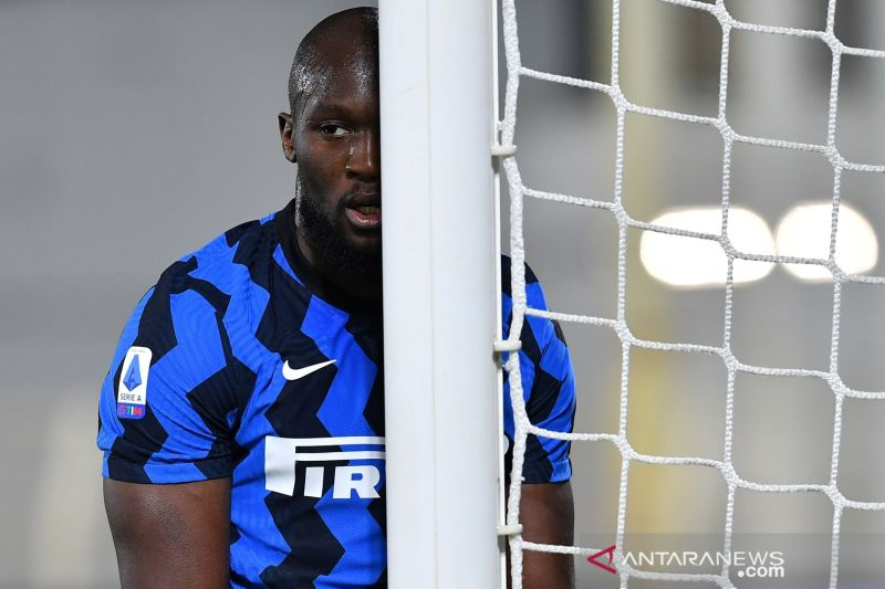 Romelu Lukaku bangga bermain untuk Inter Milan
