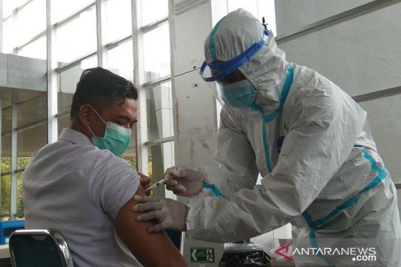 Lansia di Sulawesi Tenggara sudah divaksin COVID-19 mencapai 3.747 orang