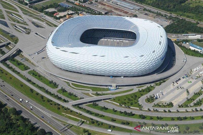Muenchen siap gelar EURO dengan 14.500 penonton, Sevilla gantikan Bilbao