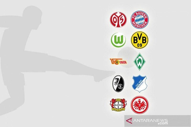 Liga Jerman: Bayern Muenchen juara jika menang malam ini
