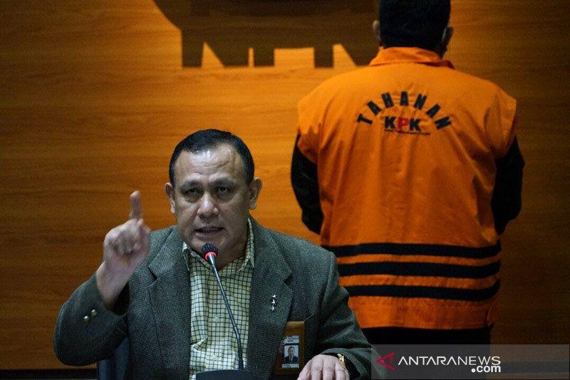 KPK ingatkan para pelaku usaha faktor internal-eksternal terjadinya korupsi