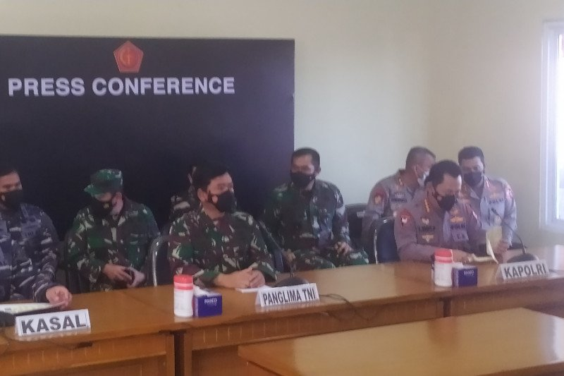 KASAL : Kami akan siapkan evakuasi medis terhadap kru KRI Nanggala