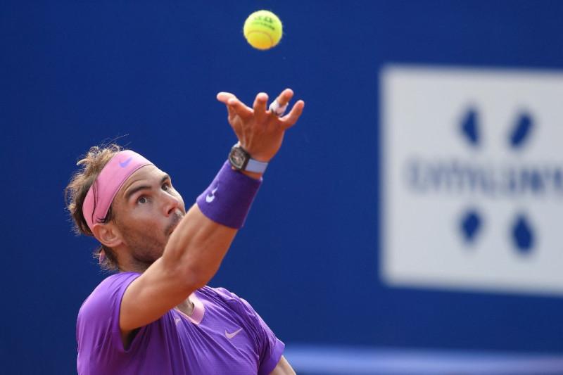 Nadal hadapi Tsitsipas dalam final Barcelona Open
