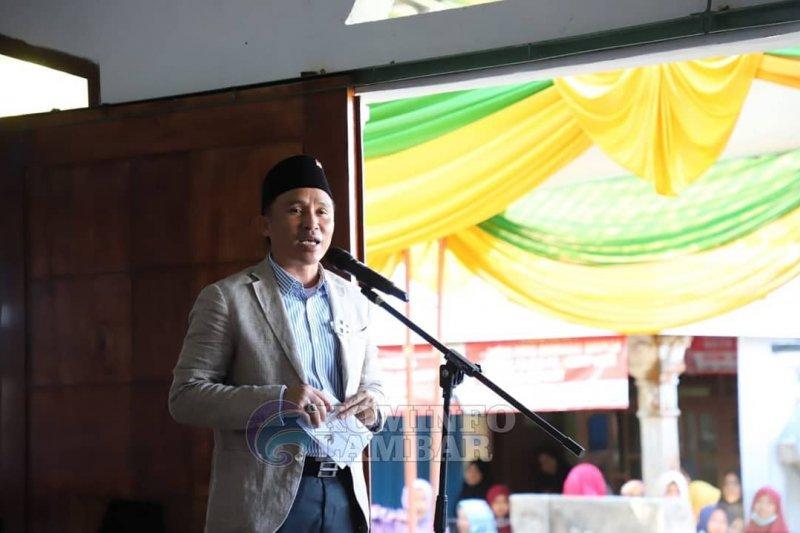 Bupati Lampung Barat laksanakan safari Ramadhan di Kecamatan Waytenong