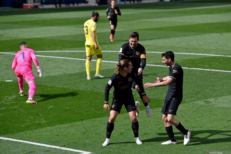 Barcelona menang atas Villarreal