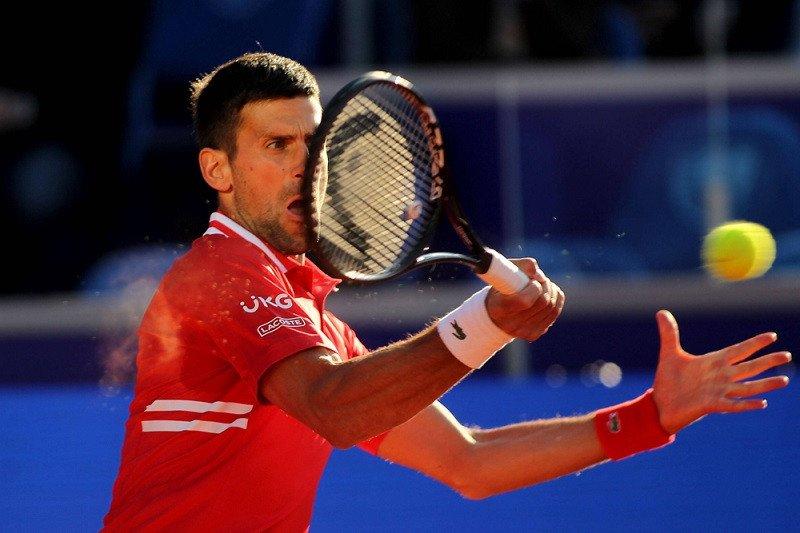 Djokovic kecewa ditumbangkan Karatsev di kandang sendiri