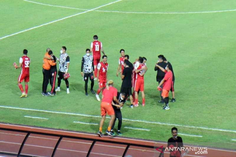 Persija juara Piala Menpora tundukkan Persib 2-1