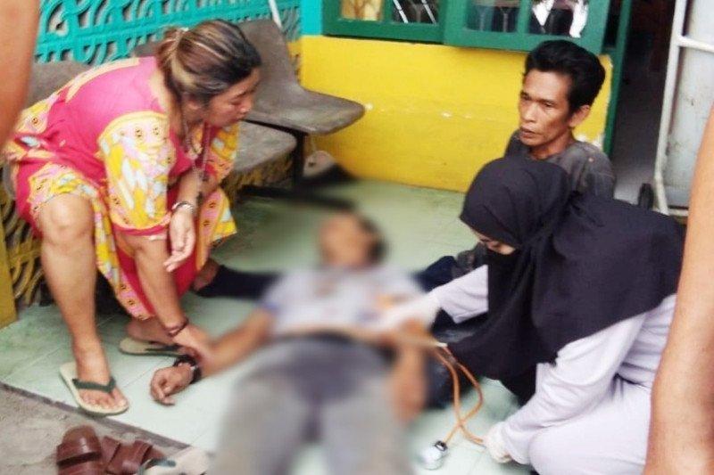 Seorang wasit di Sampit tewas dianiaya keponakan