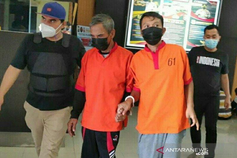 Tim gabungan tangkap bandar besar narkoba  Palembang
