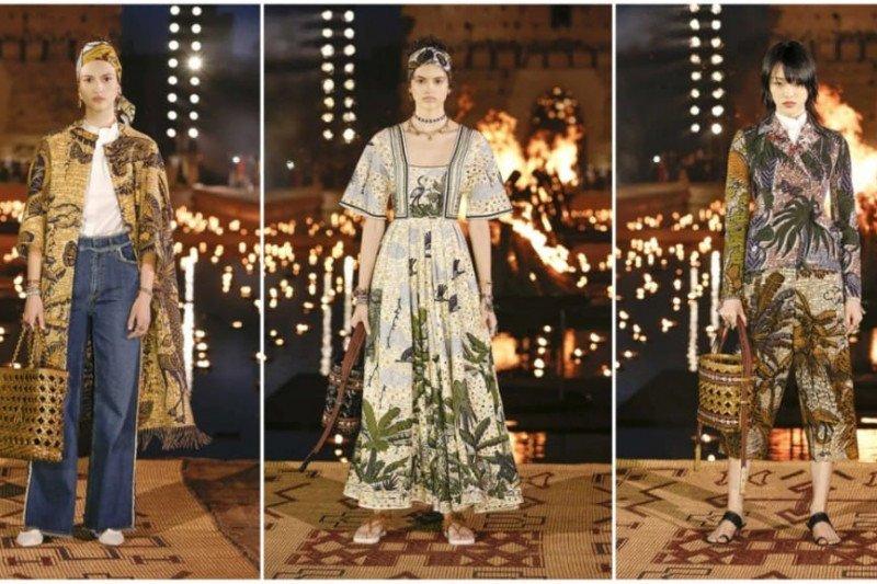 Dior pilih Athena untuk pertunjukkan koleksi Cruise 2022