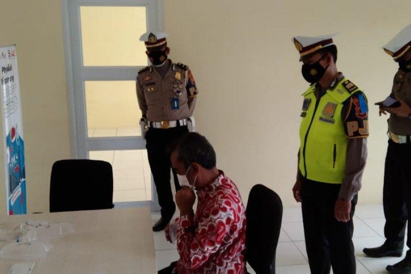 PT HK Ruas Tol Terpeka lakukan pemeriksaan GeNose C19
