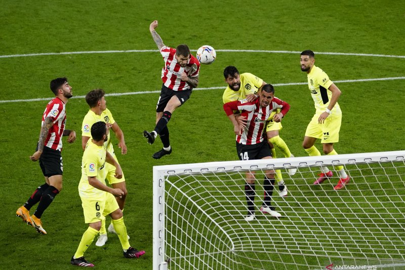 Atletico Madrid kalah di kandang Bilbao