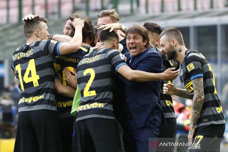 """Conte yakin Inter telah 95 persen """"scudetto"""""""