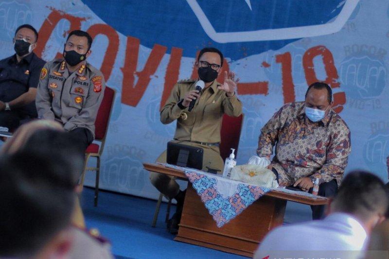 Kota Bogor siapkan opsi ganjil-genap tekan kasus COVID-19
