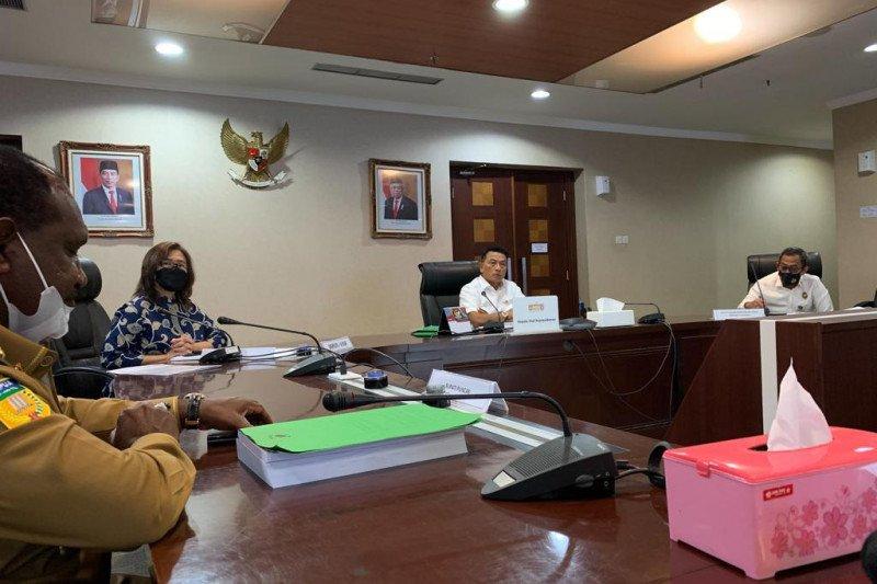 Istana Kepresidenan evaluasi situasi keamanan di Papua, setelah Kabinda ditembak