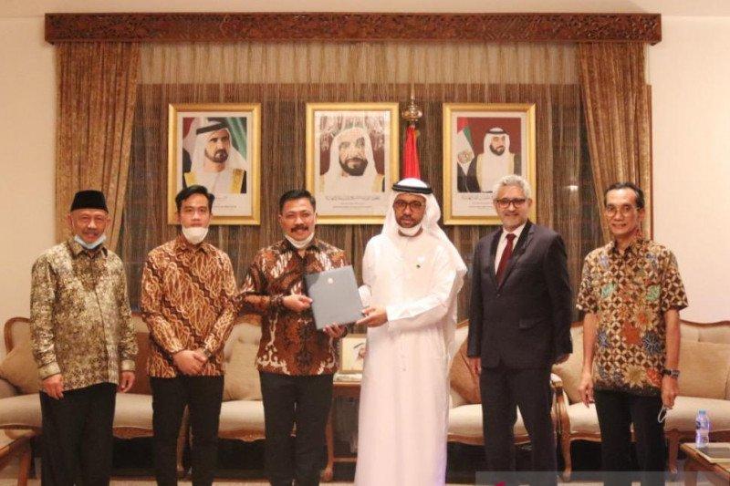 Waskita Karya berhasil menangkan tender pembangunan Masjid Sheikh Zayed di Solo
